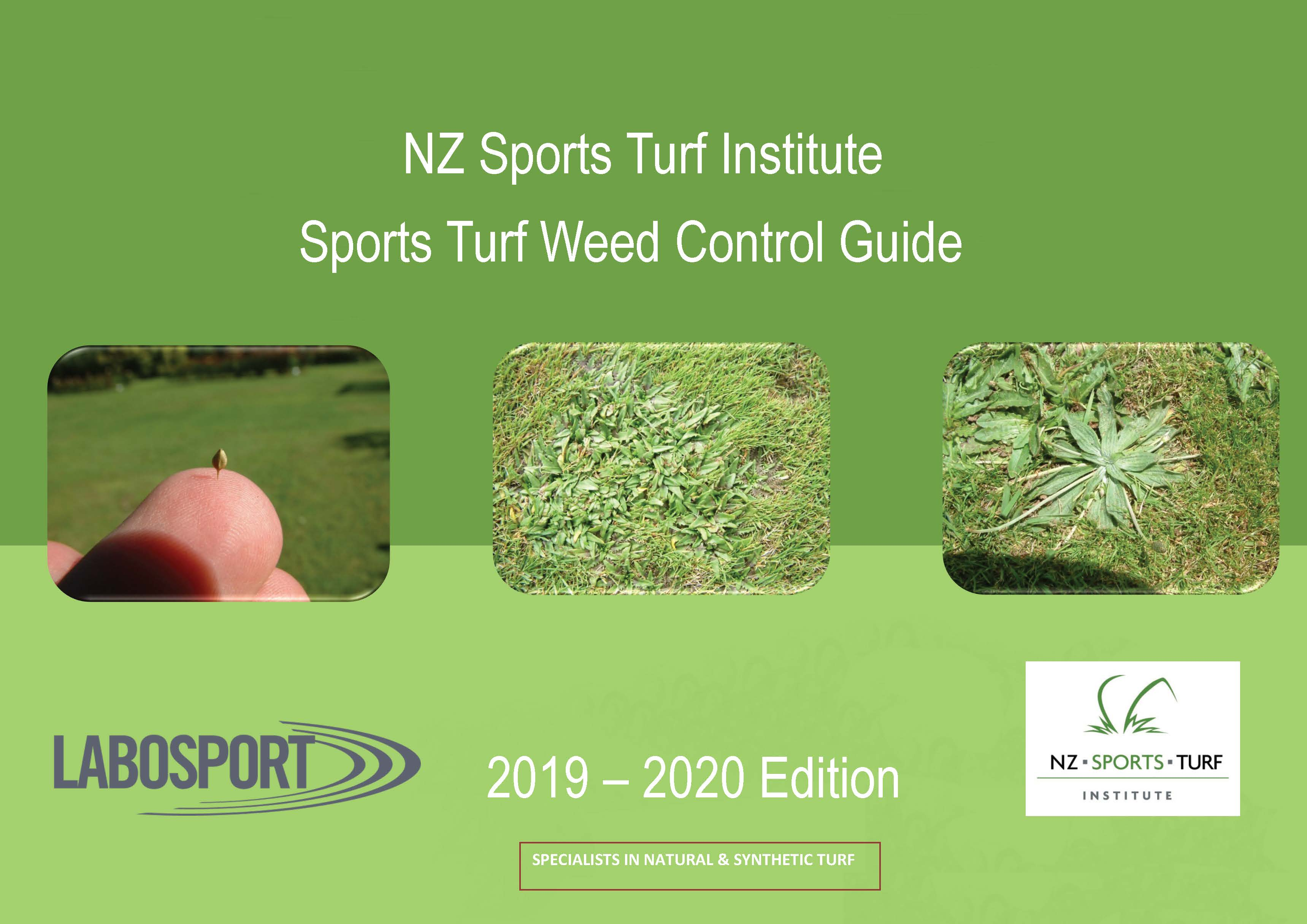 Sports Turf Weed Control Guide