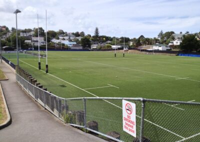 College Rifles Rugby Club – Synthetic Turf development