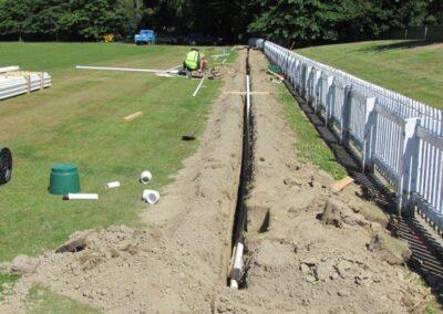 Fitzherbert Park Upgrade