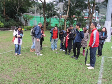 Hong Kong Turf Management Training