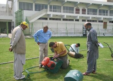 Pakistan Cricket Board – Pitch Assessment Programme