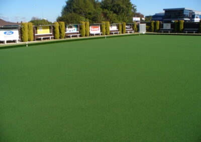 Tahunanui Bowling Club Synthetic Green Replacement