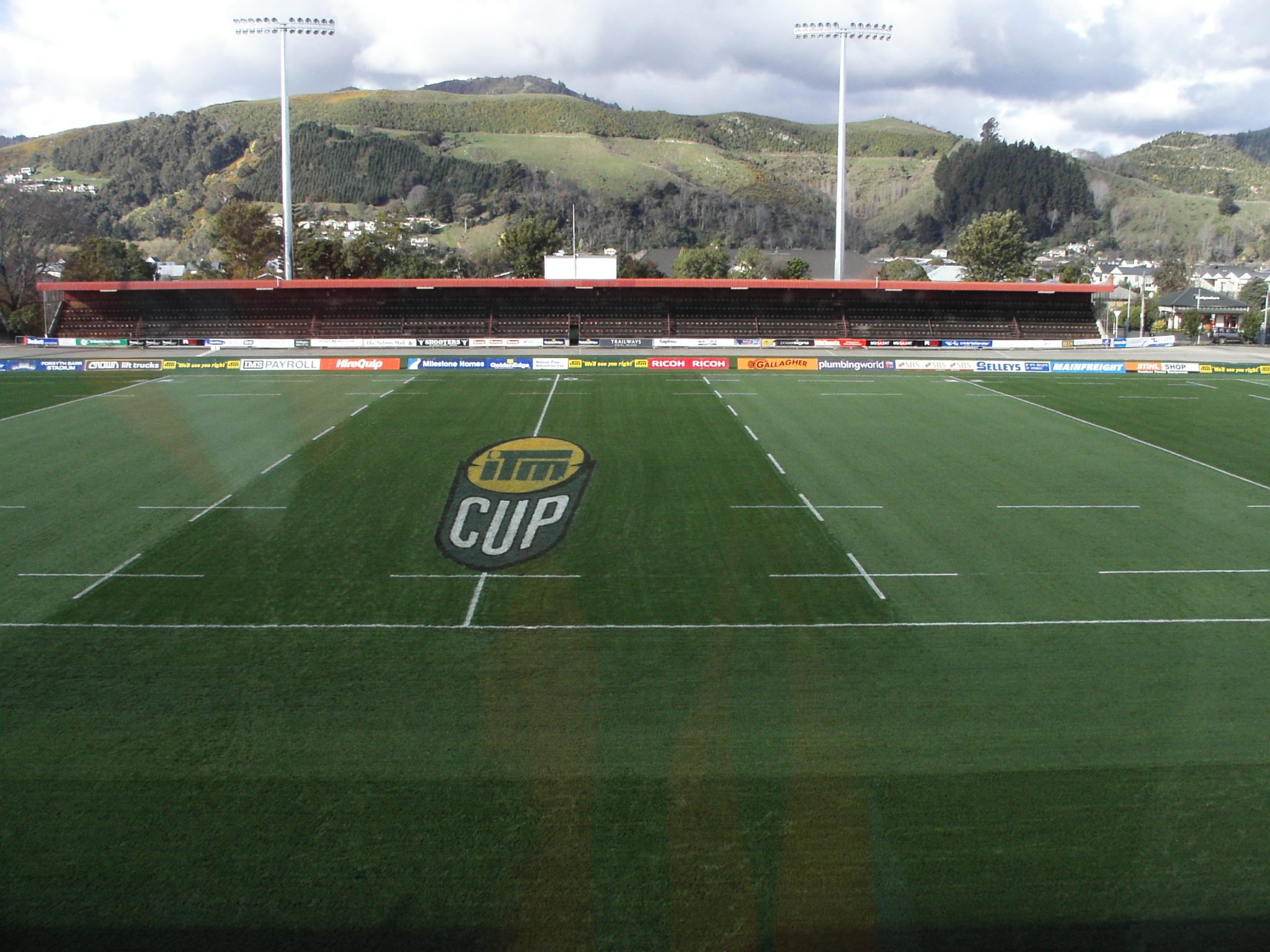 Trafalgar Park Rugby Field Development Nzsti Ltd